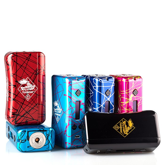 Flawless Tuglyfe DNA250 TC Box Mod