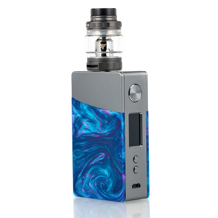 Geek Vape NOVA 200W TC Starter Kit - Gunmetal Cobalt Resin