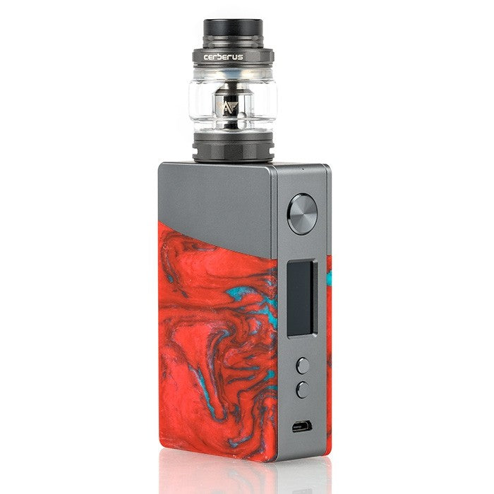 Geek Vape NOVA 200W TC Starter Kit - Gunmetal Ember Resin