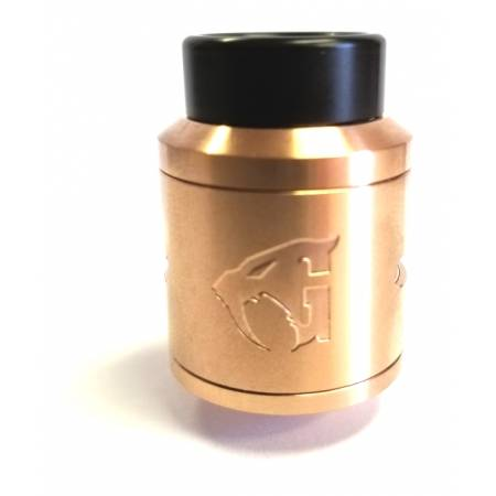 528 Custom Vape Goon V1.5 RDA - Rose Gold