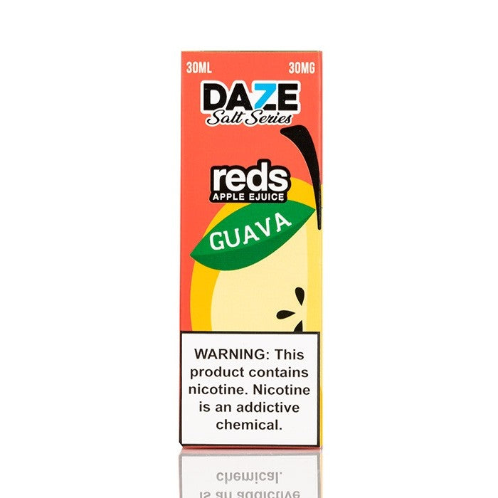 RED'S GUAVA APPLE - 7 DAZE SALT - 30ML