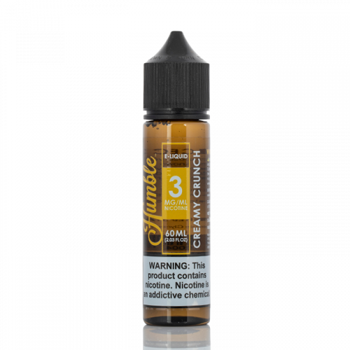 CREAMY CRUNCH - HUMBLE JUICE CO. - 60ML