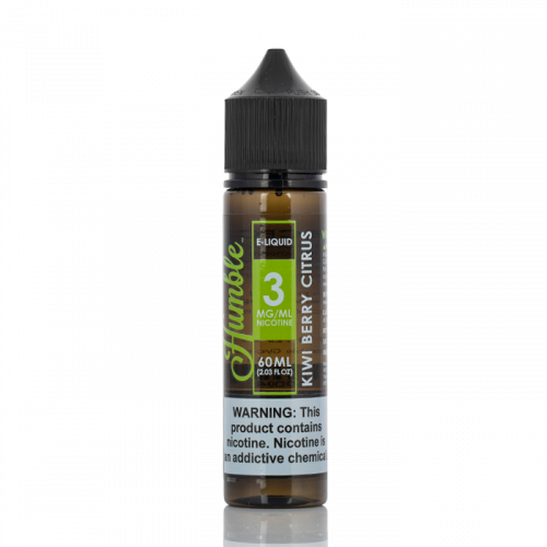 KIWI BERRY CITRUS - HUMBLE JUICE CO. - 60ML