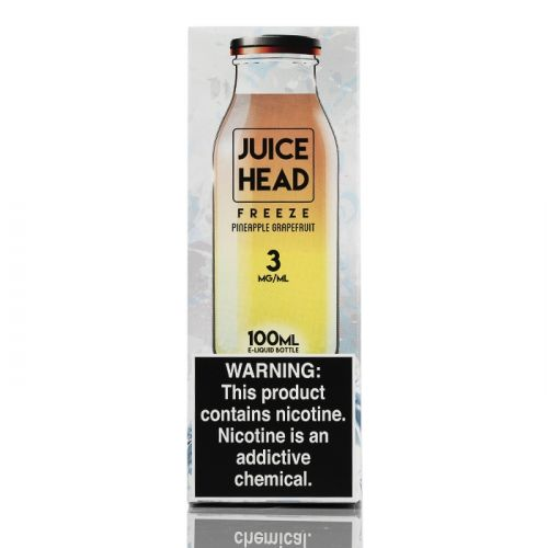 ICE PINEAPPLE GRAPEFRUIT - JUICE HEAD FREEZE - 100ML