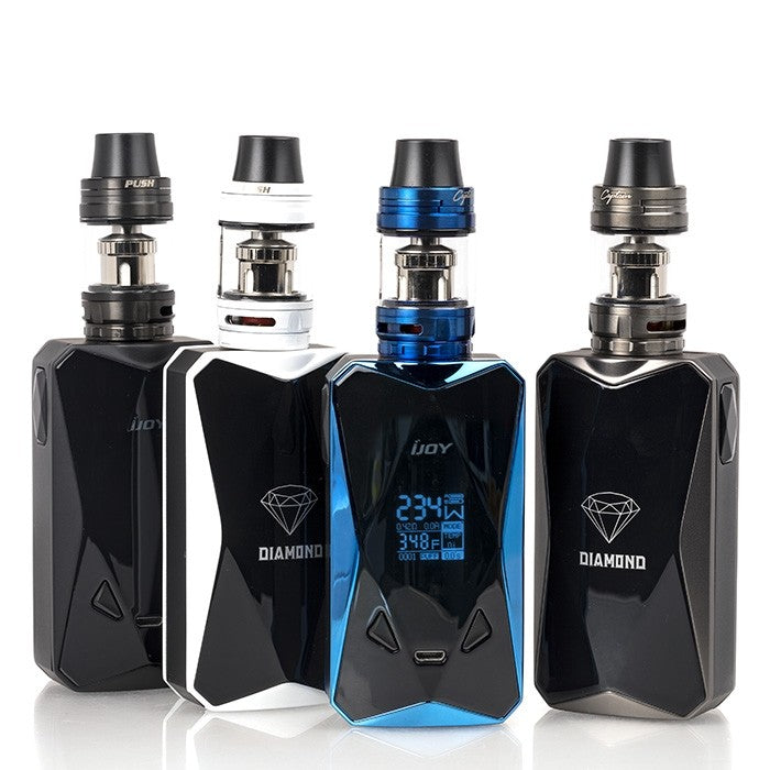 iJoy Diamond PD270 23W TC Starter Kit