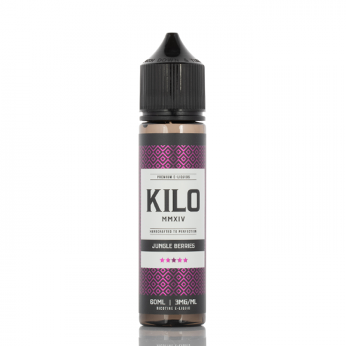 JUNGLE BERRIES - KILO E-LIQUID - 60ML