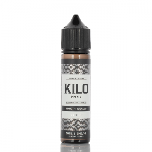 SMOOTH TOBACCO - KILO E-LIQUID - 60ML