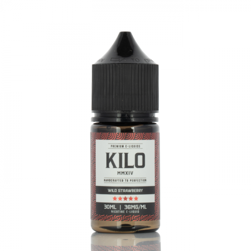 WILD STRAWBERRY SALTS - KILO E-LIQUID - 30ML