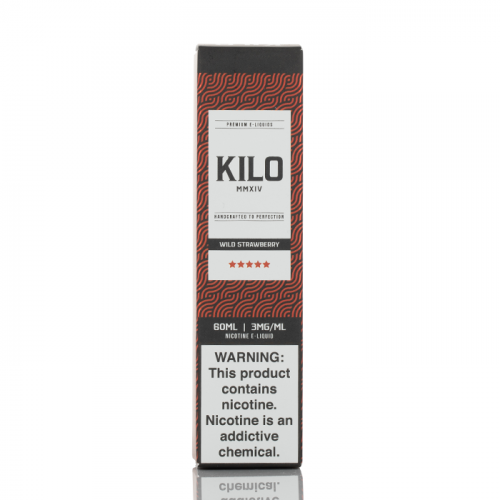 WILD STRAWBERRY - KILO E-LIQUID - 60ML