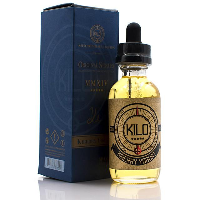 Kiberry Yogurt by Kilo Original Series 60ml