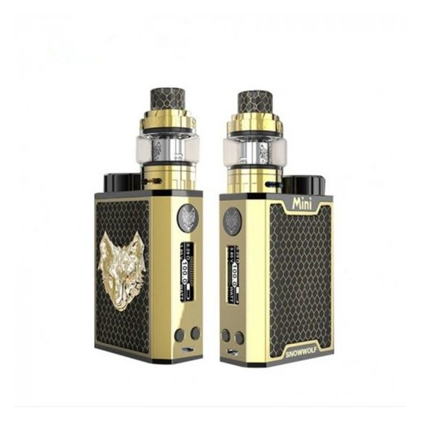 Sigelei SnowWolf Mini 100W TC Starter Kit