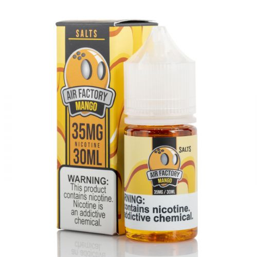 MANGO - AIR FACTORY SALTS E-LIQUIDS - 30ML