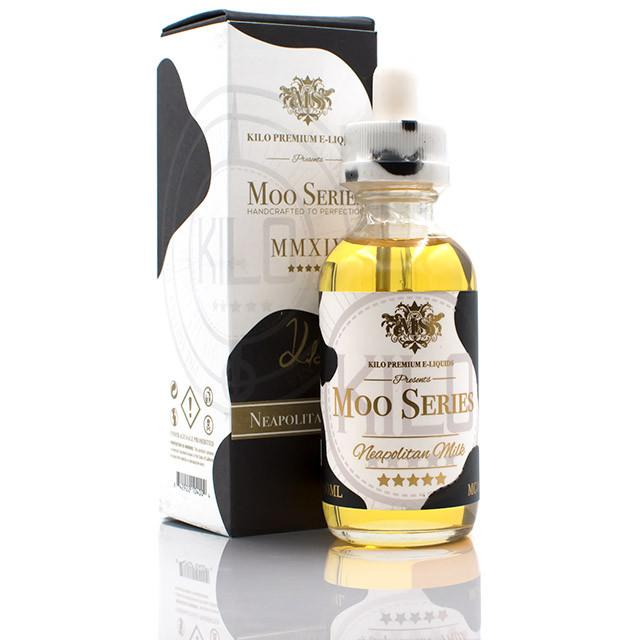 Neapolitan Milk by Kilo Moo Series 60ml