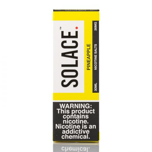 PINEAPPLE - SOLACE SALTS - 30ML