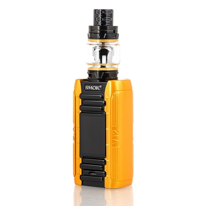 SMOK E-Priv 230W TC Starter Kit - Yellow