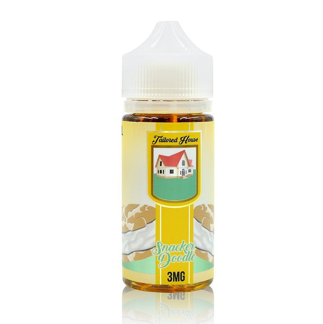 Snacker Doodle by Tailored House E-Juice 100ml