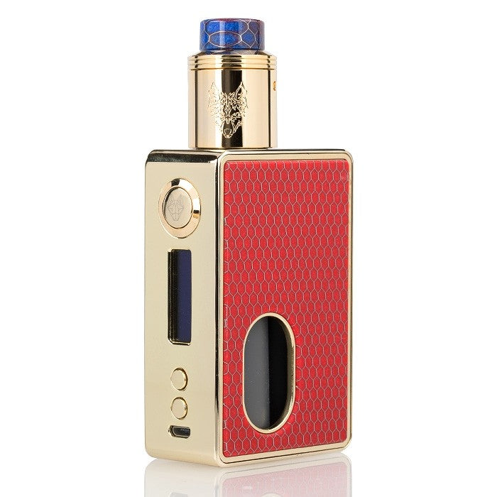 SnowWolf O-100 100W Squonk Starter Kit - Red Prism