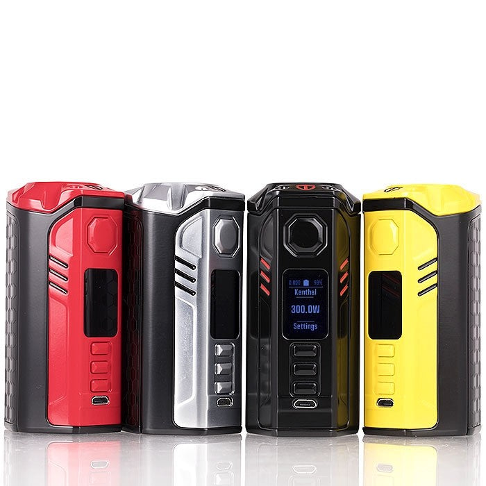 Think Vape Finder DNA250C 300W Box Mod