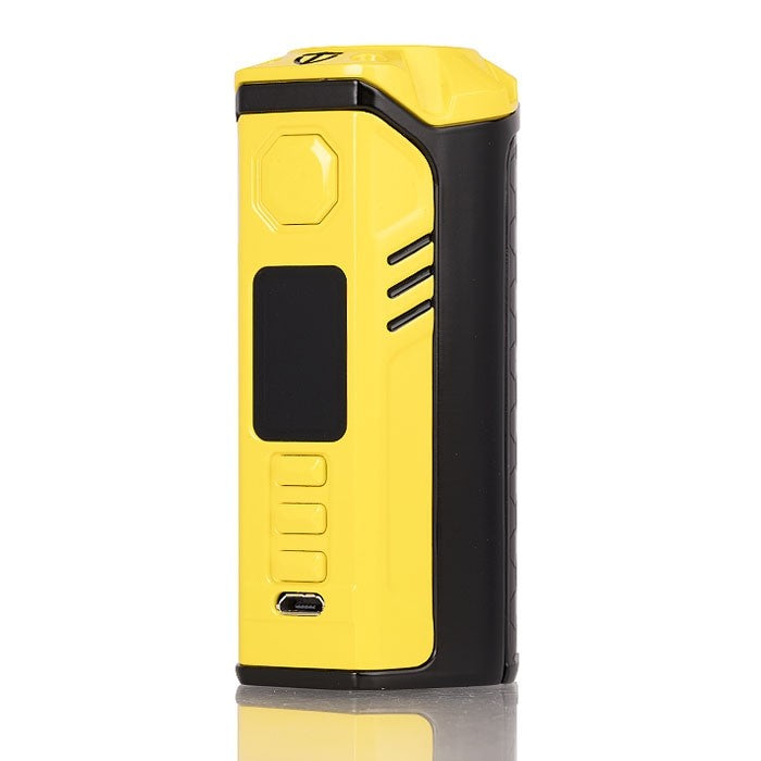 Think Vape Finder DNA250C 300W Box Mod - Yellow