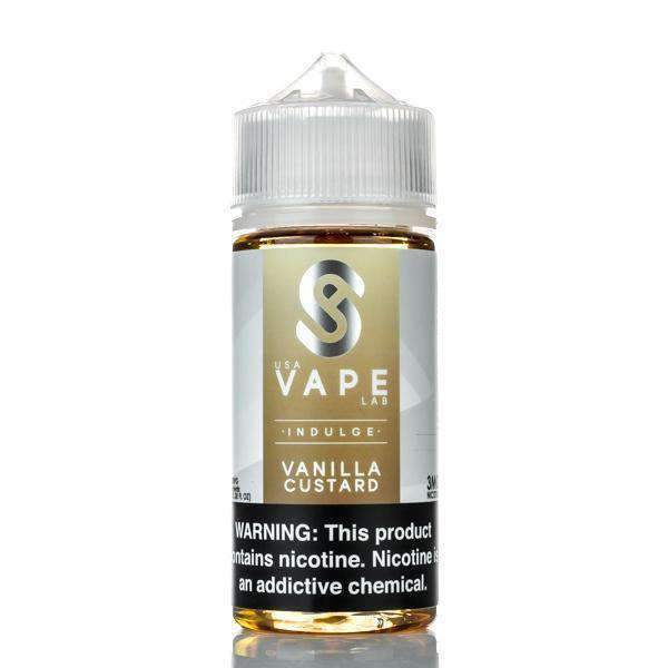 USA VAPE LAB - INDULGE - 100ML