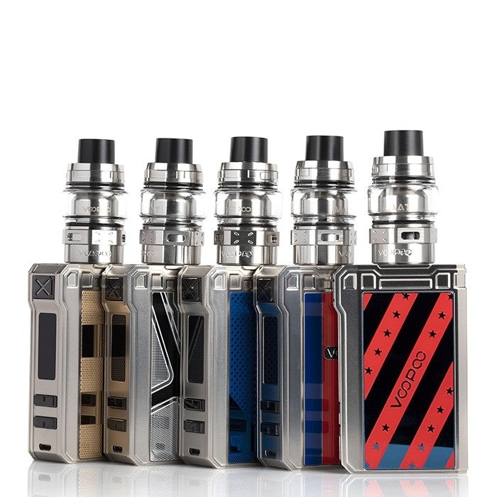 VOOPOO ALPHA ZIP MINI 120W & MAAT TANK STARTER KIT