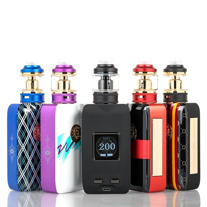 Wake Mod Co BIGFOOT 200W TC Starter Kit
