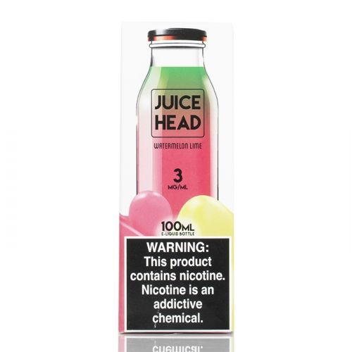 WATERMELON LIME - JUICE HEAD E-LIQUID - 100ML