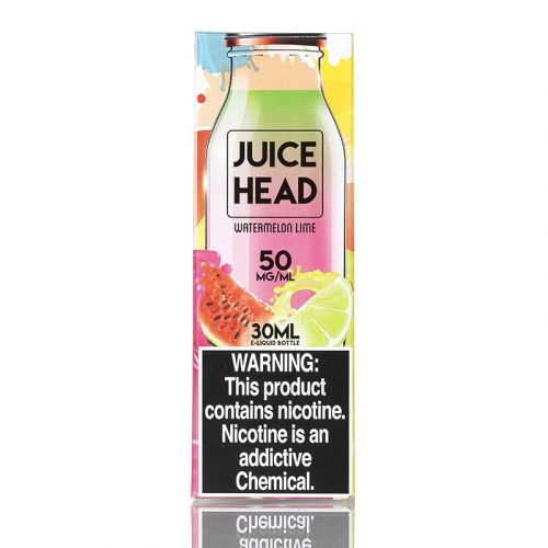 WATERMELON LIME SALTS - JUICE HEAD E-LIQUID - 30ML