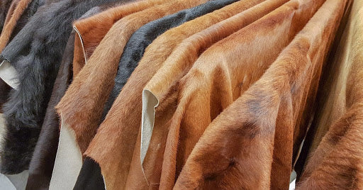 The Top Five Benefits of Choosing a Natural Cowhide