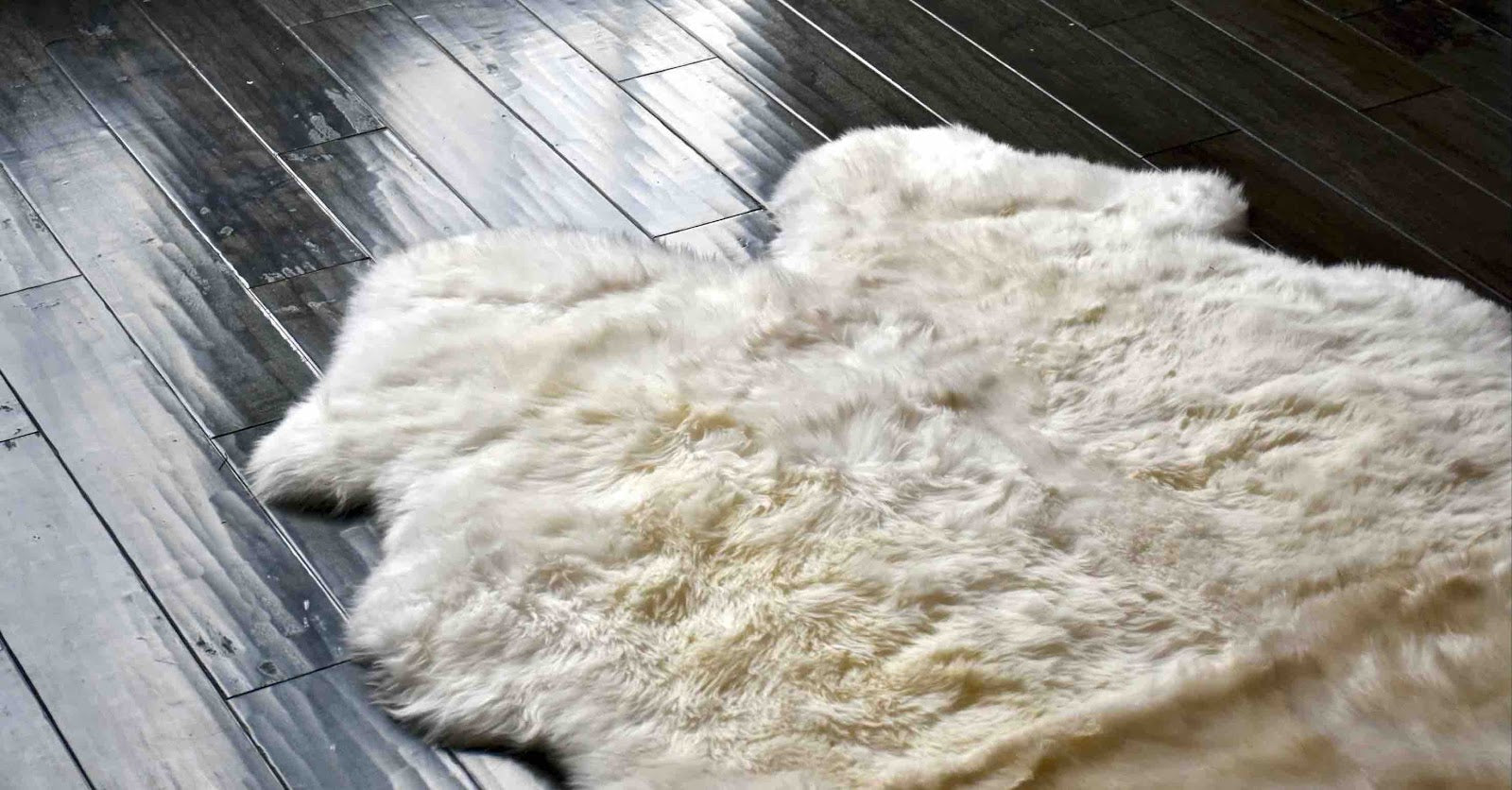 Genuine Sheepskin Rug Cleaning and Care Guide