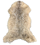 RARE GOTLAND SHEEPSKIN | LIGHT GREY - Lux & Hide