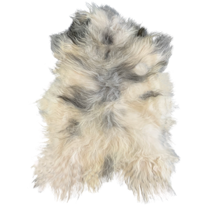 ICELANDIC SHEEPSKIN | NATURAL GREY