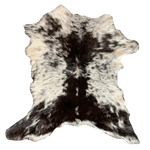 CALF HIDE | BLACK SPECKLE - Lux & Hide