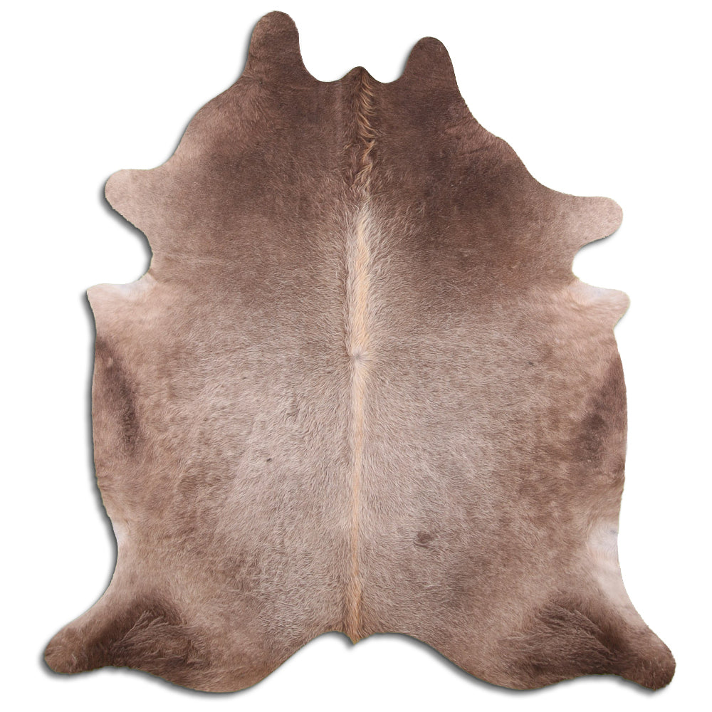 | HOLLY | - DARK CHAMPAGNE COWHIDE RUG - Lux & Hide