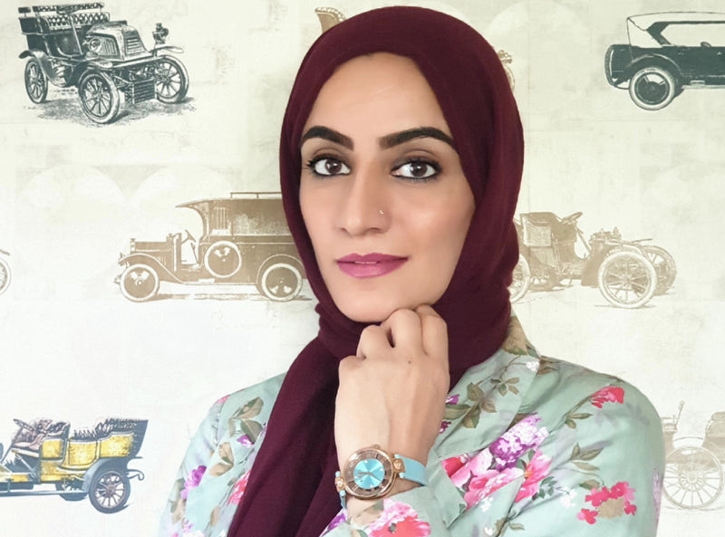 Nighat Ahmad Designs The Hijab Lee: An interview with Fun Views Online