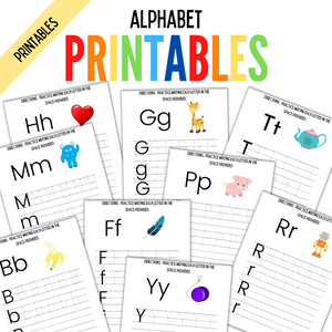 Alphabet-writing-worksheet