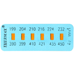 Thermax Level Strip Indicators - 160°F (71°) +  10 Pack
