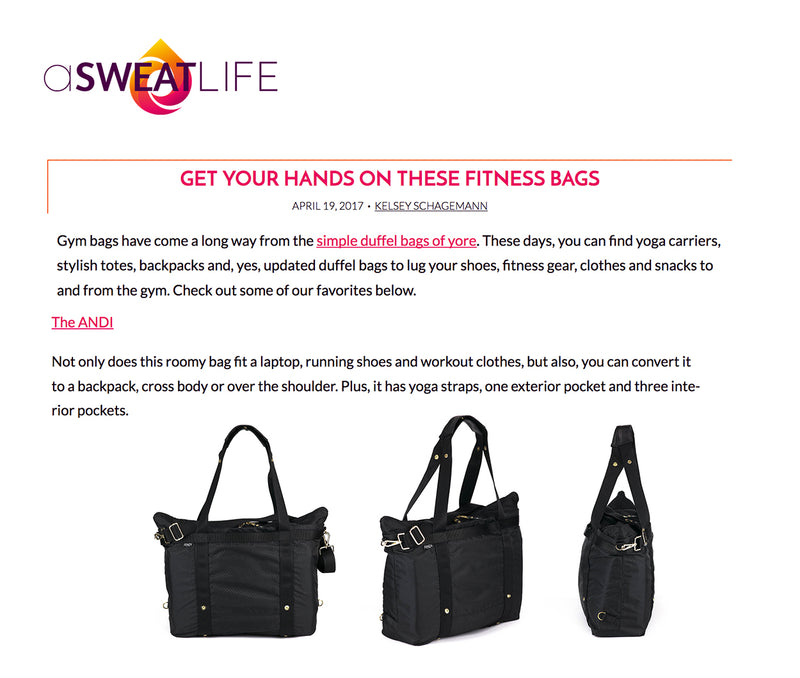 Get Your Hands on These Fitness Bags a9d13f5ba3a09