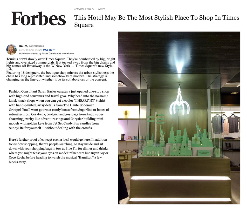 Forbes – The ANDI Brand