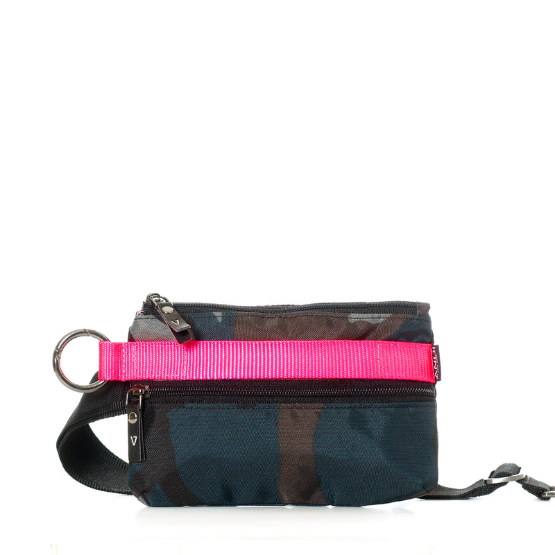 ANDI Urban Clutch - Ink Camo Pop Pink