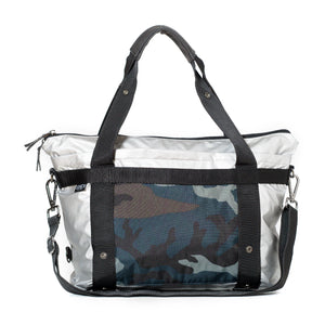 The ANDI Small - Midnight Metal Ink Camo