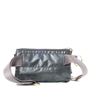 ANDI Urban Clutch - Gunmetal Rock Metallic (Gold)