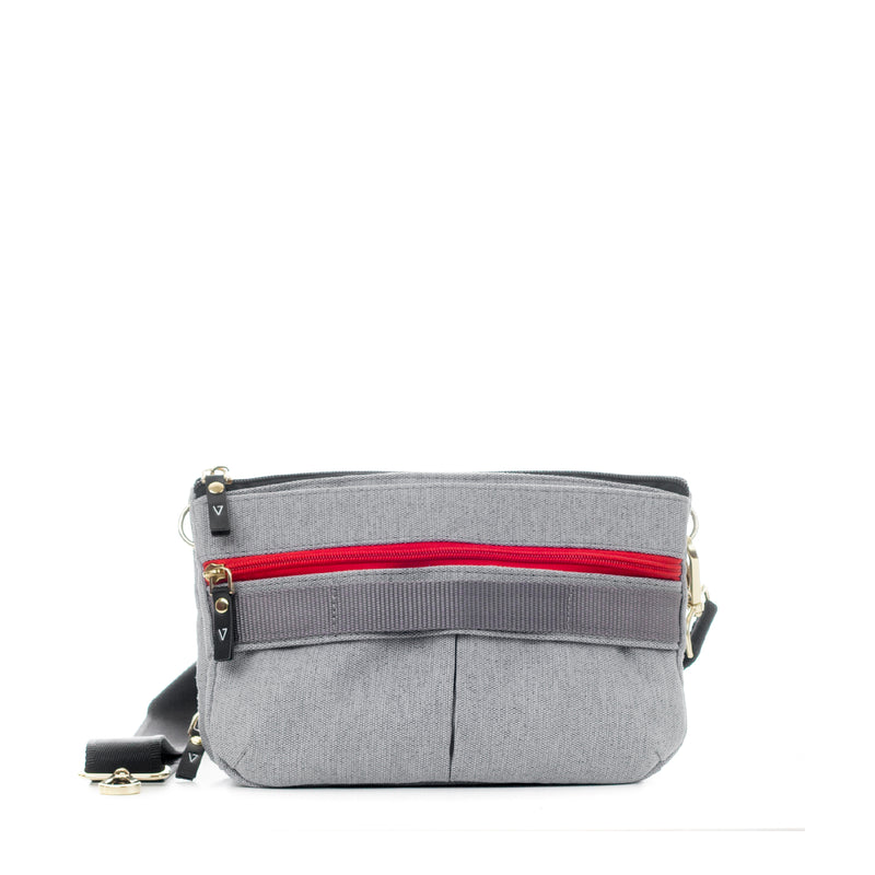 ANDI Go - Grey Denim Coral