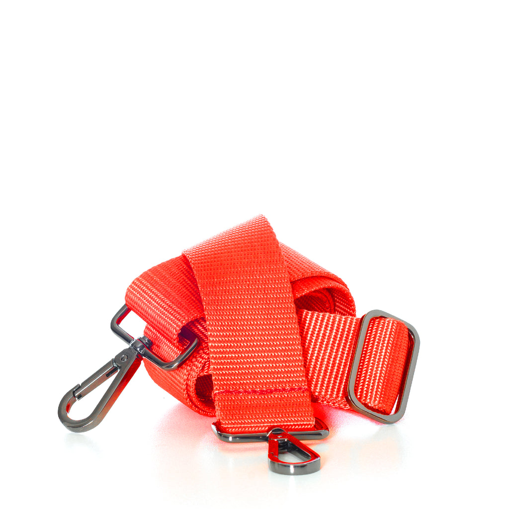 ANDI Strap - Hot Orange (Gunmetal)
