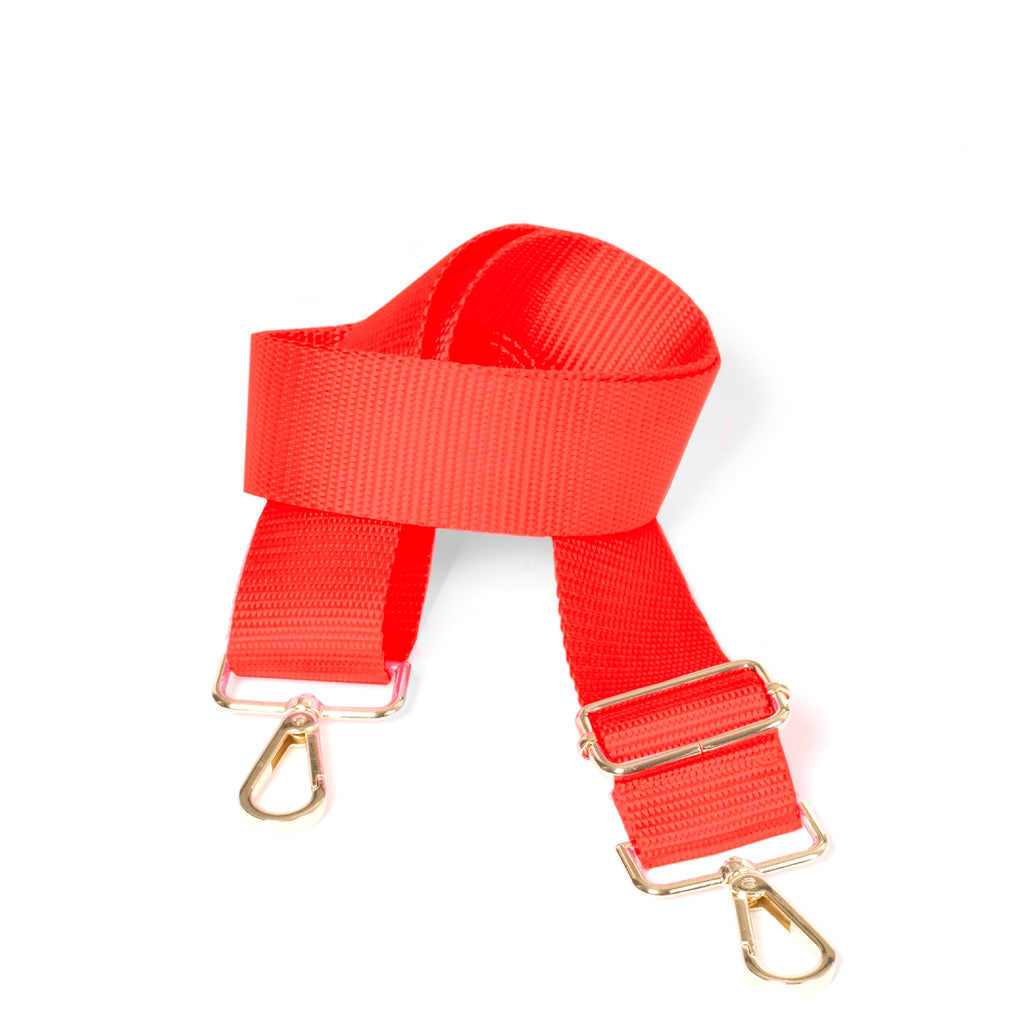 ANDI Strap - Hot Orange (Gold)