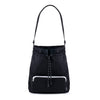 Bucket Crossbody - Black Apple