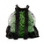 Studio Backpack - Chartreuse Snake