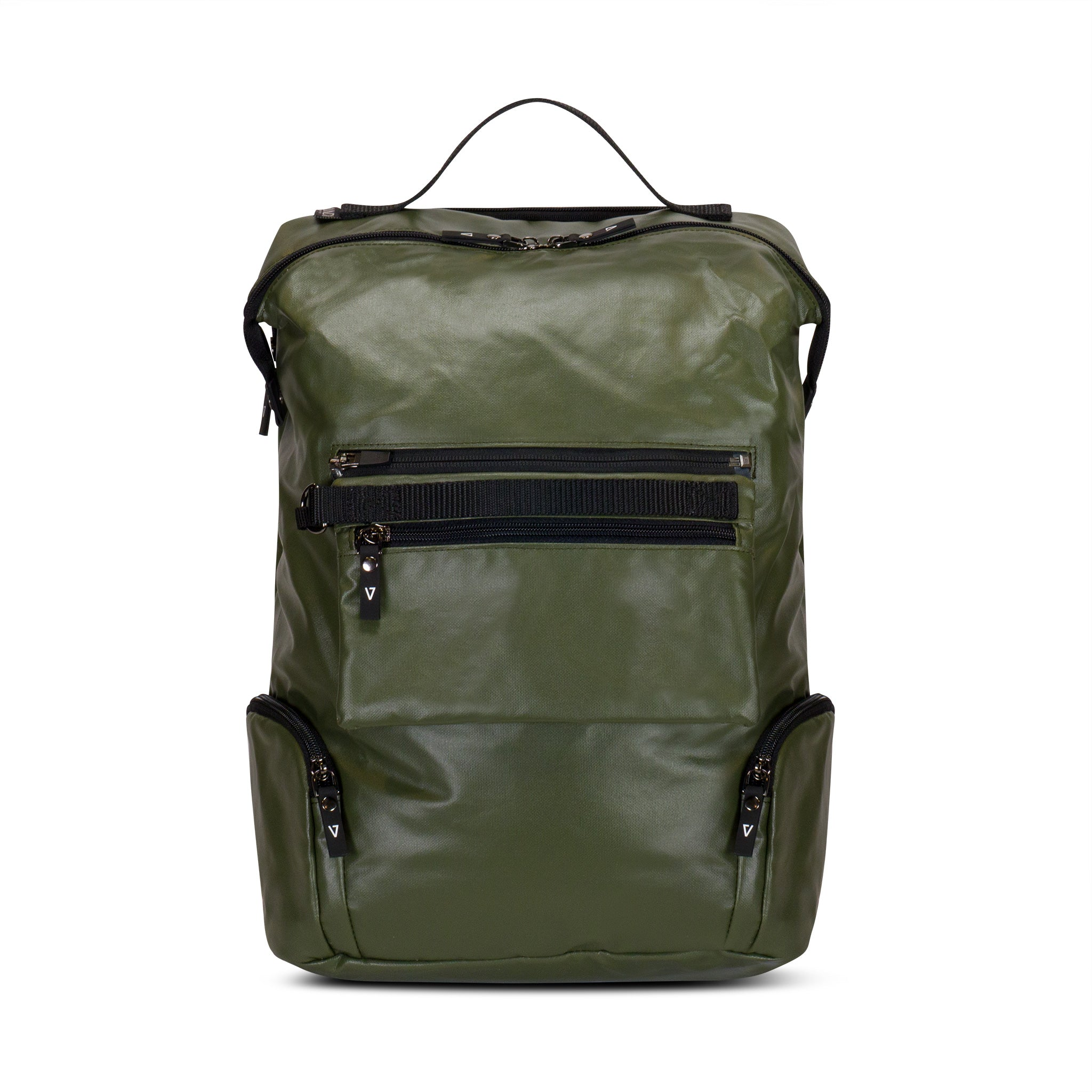 ANDI Backpack - Sage Coated