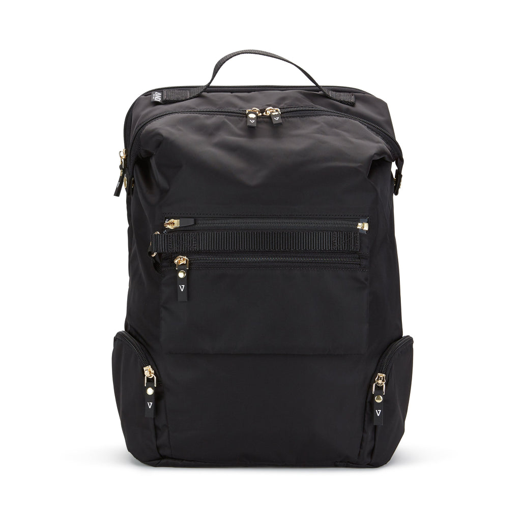 The ANDI Backpack - Black Apple
