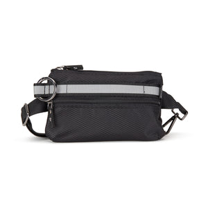 Urban Clutch - Diamond Black Reflective